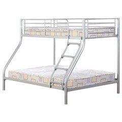 Seconique Tandi Triple Sleeper Bunk Bed Black