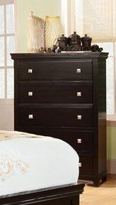 Transitional Style Spruce Chest by Furniture of America