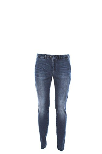 Jeans Uomo Yes-zee P674 F606 Denim Autunno/Inverno Denim 31