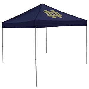 Logo Chair Notre Dame Fighting Irish 2 Logo Tent by Logo