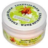Chandler Farm - Chandler Farm Body Butter - Mias Cranberry and Mandarin - 7 oz