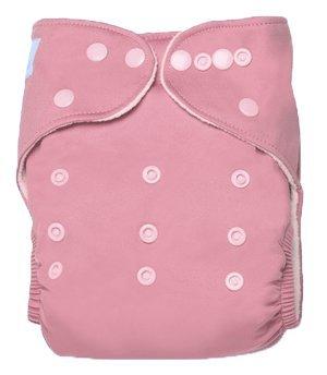 Simple Snug Pocket Diaper (Pink)