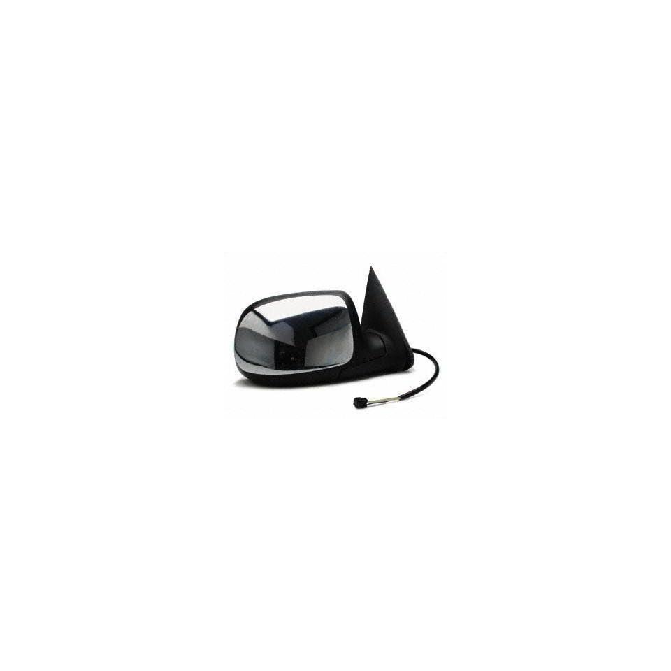 99 02 CHEVY CHEVROLET SILVERADO PICKUP MIRROR RH (PASSENGER SIDE) TRUCK, Power, Heated, Folding Type, Chrome (1999 99 2000 00 2001 01 2002 02) GM60ER 15062886