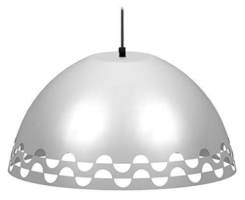 tosel-15767-gamella-microonde-lampada-a-sospensione-in-lamiera-di-acciaio-zigrinato-taglio-laser-ver
