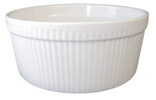 BIA Cordon Bleu 1-1/2-Quart Souffle, White - Buy BIA Cordon Bleu 1-1/2-Quart Souffle, White - Purchase BIA Cordon Bleu 1-1/2-Quart Souffle, White (BIA Cordon Bleu, Home & Garden, Categories, Kitchen & Dining, Cookware & Baking, Baking, Ramekins & Souffle Dishes)