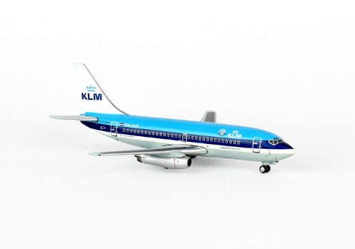 Jcwings Klm 737-200 1/400 REG#PH-TVX
