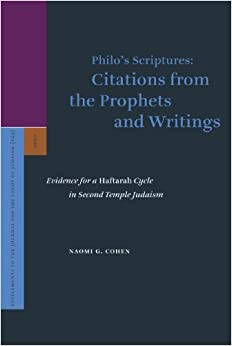an analysis of the transition of prophets in judaism About prophets, prophecy, and prophetic texts in second temple judaism the emergence of prophetic literature in israel, of the sort represented in the latter prophets section of the jewish.