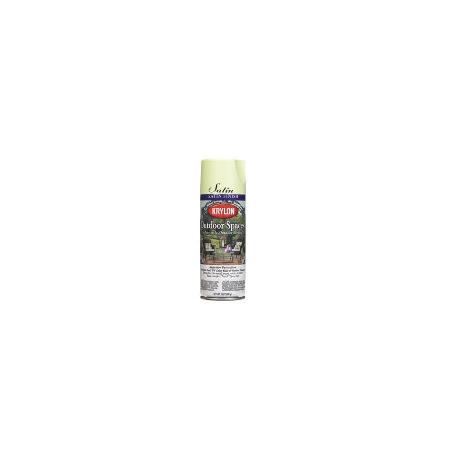 Krylon Spray Paints 2920 Krylon Lime Satin Aerosol Outdoor Spaces Spra