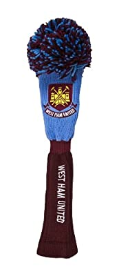 West Ham United Pompom Golf Headcover - Claret/Blue, Fairway
