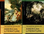 The Norton Anthology of American Literature, Package 1:...