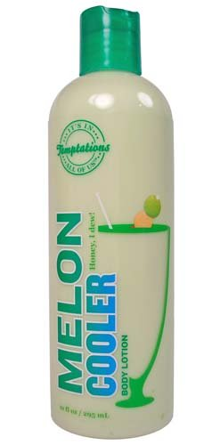 Bath & Body Works Temptations Melon Cooler Body Lotion 10 oz