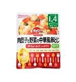 和光堂ベビーフード グーグーキッチン BIGサイズ IE79 肉団子と野菜の中華風卵とじ (100g) 1歳4ヶ月頃から