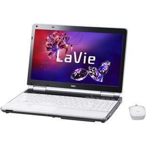 NEC LaVie L LL750/F26W PC-LL750F26W