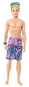 Barbie Ken Beach Doll X9602