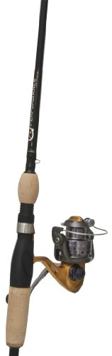 Quantum Fishing Triax TRX20F/602ML Spin Fishing Rod and Reel Combo