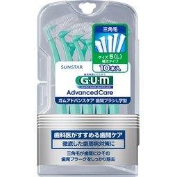 ガム G・U・M 歯間ブラシL字型5