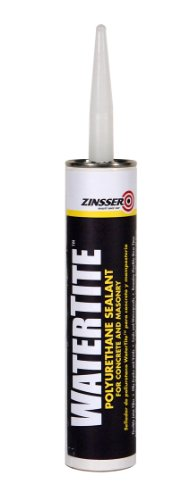 Zinsser Watertite Tube 5091 Poly Seal Joint Filling Waterproofing Caulking, 10-Ounce