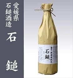 日本酒コンテストグランプリ受賞蔵!石鎚 槽搾り無濾過純米酒720ml