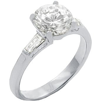 Tqw05309ZCH T10 CZ Engagement Ring (8)