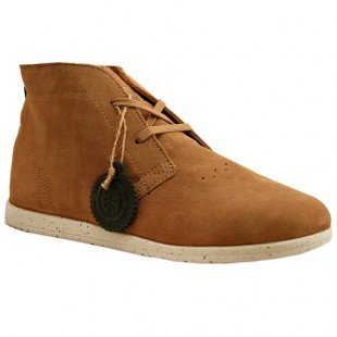Element Prescott Shoes - Tan - UK 10