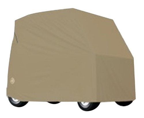 Greenline Golf Cart Storage Cover (Tan, 101x53x70-Inch)