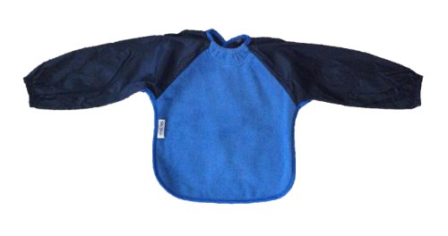 Silly Billyz Comfy Fleece Long Sleeve Bib