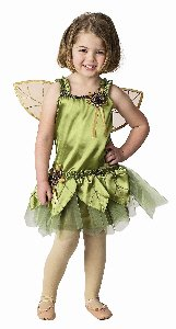 Garden Fairy w/Detachable Wings, Size 6/8