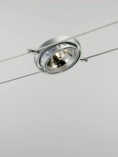 Paulmann 97180 powerline sistema luce su binari in alluminio for Binario paulmann