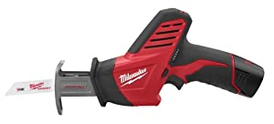 Milwaukee 2420-22 12-Volt Hackzall Saw Kit