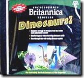 Encyclopedia Britannica Profiles: Dinosaurs (Jewel Case)