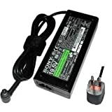 Sony Vaio VGN-CR31Z/R Adapter Charger with Power Cord Comes With 1 years Warranty.