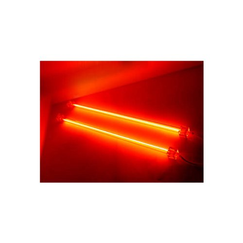 LOGISYS CLK12RD2 12 inch Dual Red Cold Cathode Light