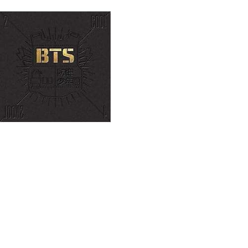 BTS 1st Single - 2 Cool 4 Skool (韓国盤)をAmazonでチェック!