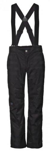Ziener Termiz Men - Skihose Bauchgrößen + Langgrößen, black, 98