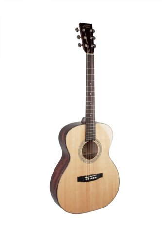 buy cheap recording king ro 10 classic series all solid 000 style acoustic guitar on sale guitars. Black Bedroom Furniture Sets. Home Design Ideas