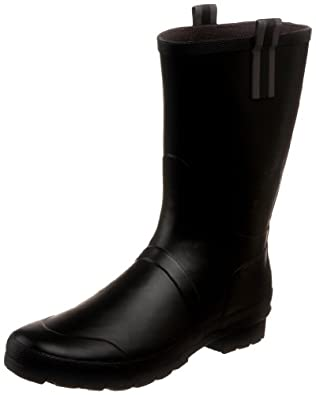 Cougar Women's Juno Rain Boot, Black, 6 M US