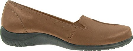 Easy Street 5th Ave LX Women's Precise Sandal,Natural,8.5 WW US