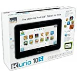 """Kurio 10"""" Personal Dual Camera Tablet,10"""" touch screen, HDMI and USB, a built-in mic, Wi-Fi, HD video playe, music player and an e-reader"""