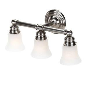 Hampton Bay Classic Collection Vanity Fixture Bath Light