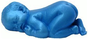 Best Prices! First Impressions Molds Silicone Mould - Baby - Curled - 2¼""