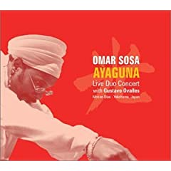 ♪Ayaguna [Enhanced] [Live] [Import] [from UK] Omar Sosa