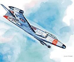 Knotek: Avro Canada Cf-100/Military Airc