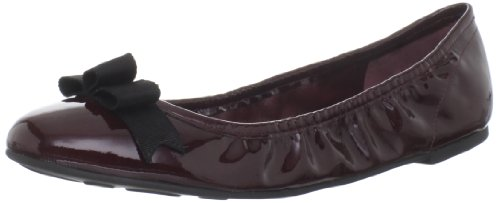 Rev Marc by Marc Jacobs Women's 626084/4 Ballet Flat,Wine,39.5 EU/9.5 M US