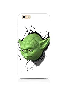 Flauntinstyle yoda 02 Hard Back Case Cover For Apple iPhone 6 6s