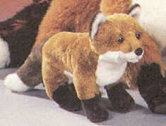 Buy Stuffed Red Fox