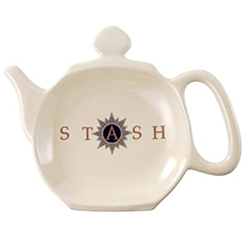 Stash Logo Tea Bag Caddy by Chantal