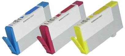 Hp Cn066Fn#140 Inkjet Cartridge 3 Color Value Bundle