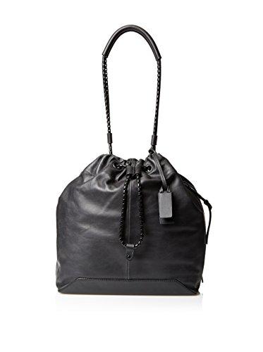 Joy Gryson Women's Inez Dakar Bucket Bag, Black