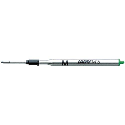 Lamy M16 Moyenne Verte mine à grande capacité pour stylo bille de LAMY