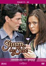 Sturm der Liebe - Folge 011-20: Verwirrung der Gefühle [3 DVDs]